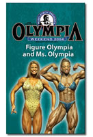 2004 Ms. Olympia & Figure Olympia (VHS)